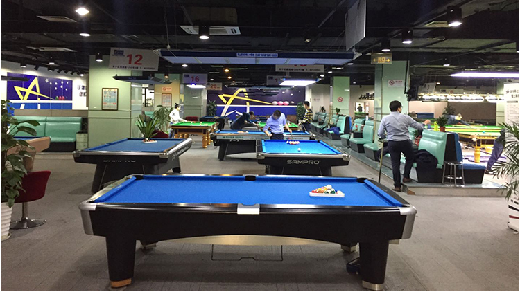 Star Billiards Club