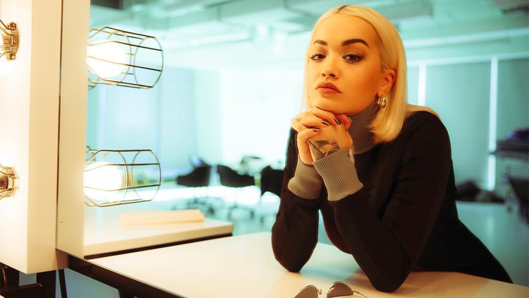 Rita Ora is coming to Shanghai in March