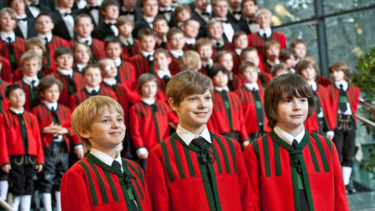 Wilten Boys' Choir Concert