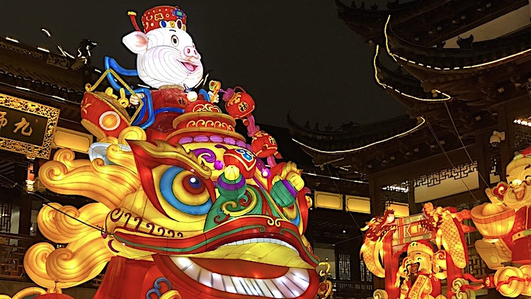 The most beautiful Lunar New Year celebrations around the world