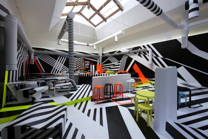 Tobias Rehberger: If you don't use your eyes to see, you will use them to cry
