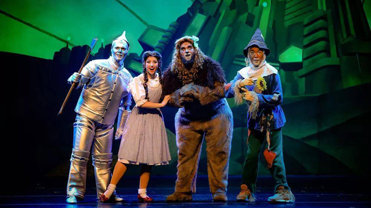 The Wizard of Oz is coming to Shanghai this July