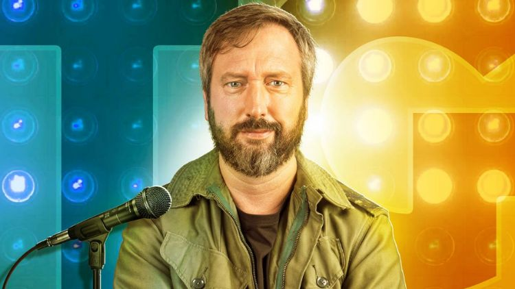 Tom Green Live in Shanghai