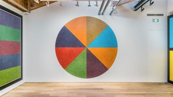 Sol LeWitt: Wall Drawings