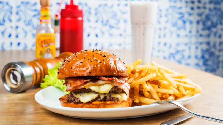 Shanghai's best weekly burger deals