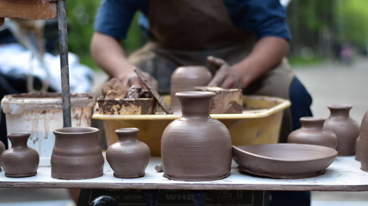 The best pottery studios in Shanghai