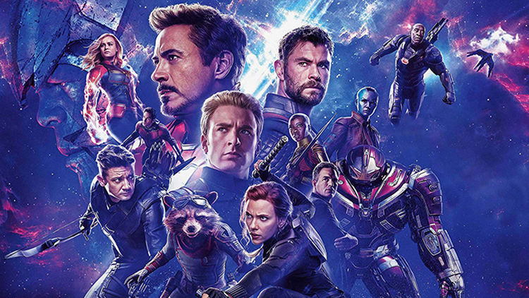 Endgame's opening week smashed records in China and abroad