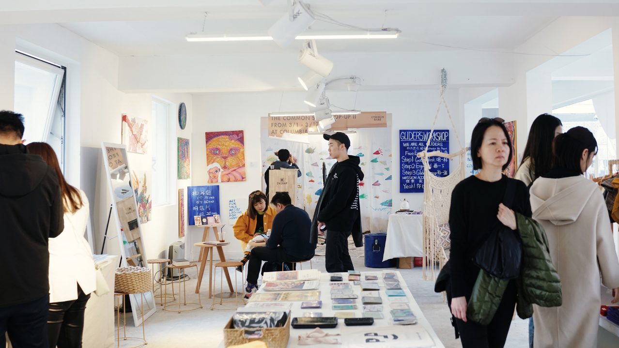 The best pop-up markets in Shanghai