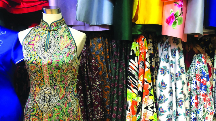 Shanghai's best fabric and craft markets