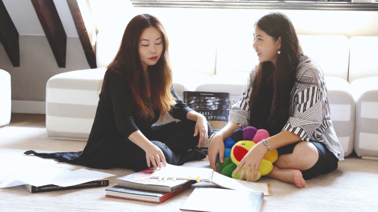 Power Parents of Shanghai: fashion designer Grace Chen