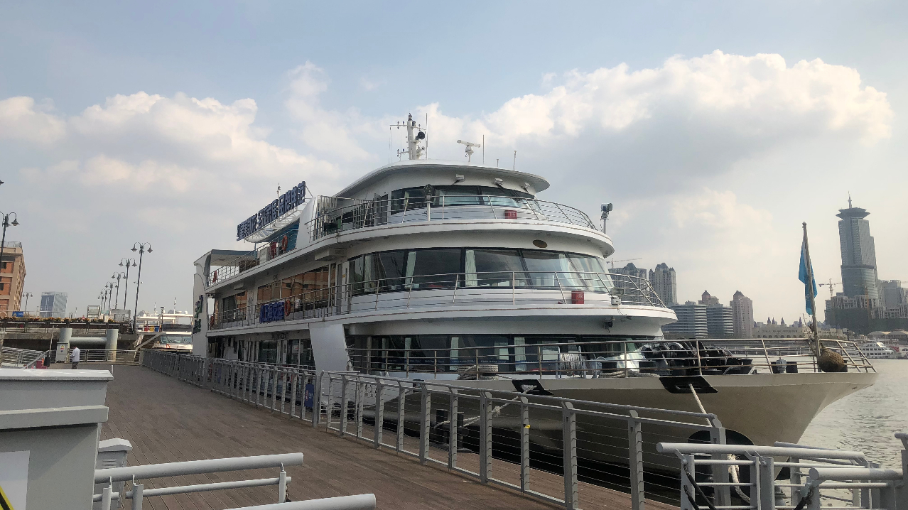 This new river cruise makes it easy to spend a day on Chongming Island