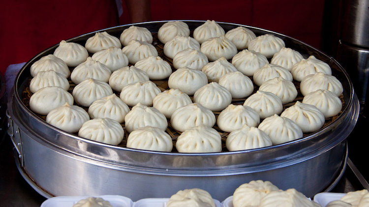 Xiangle Steamed Buns