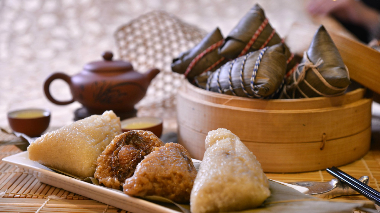 Where to get zongzi in Shanghai for Dragon Boat Festival