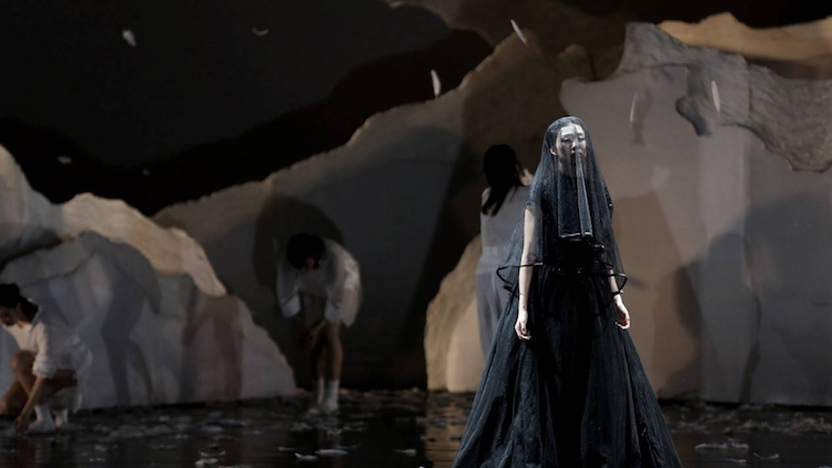 Beijing Dance Theatre: A Leaf In The Storm