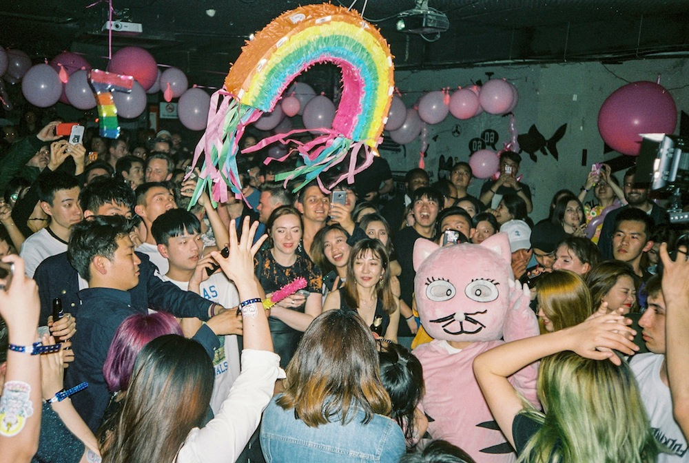 The best parties and live music in Shanghai this week