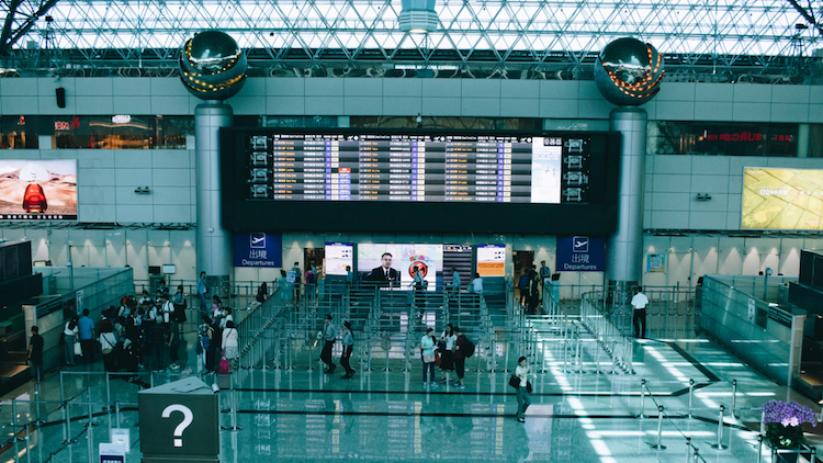 More Chinese airports are adopting paperless boarding procedures