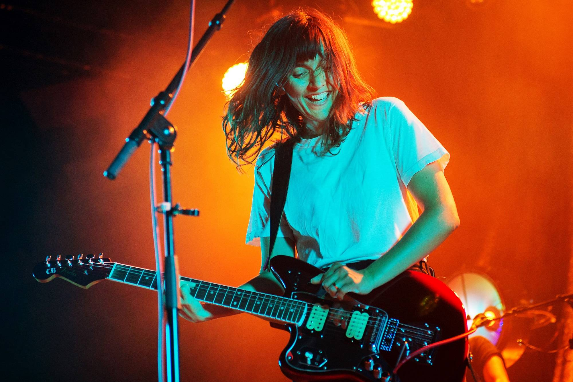 Singer-songwriter Courtney Barnett talks pizza toppings and her new album