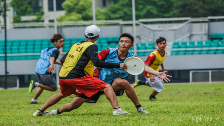 Win a pair of tickets to a huge Ultimate tournament this month