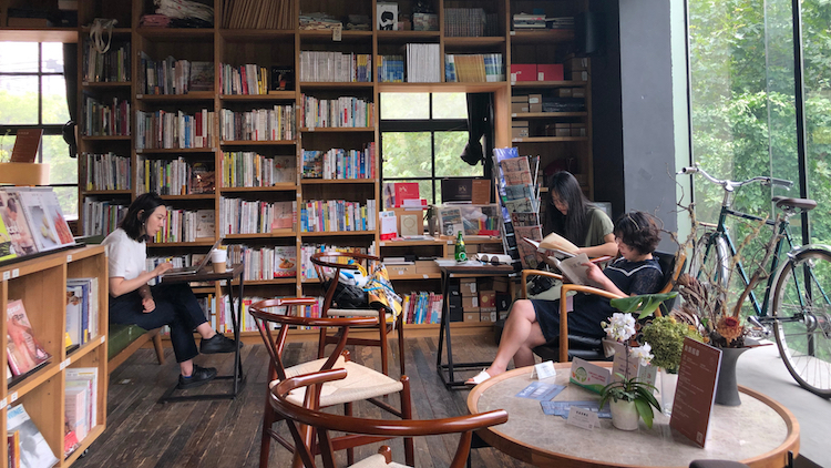 Top 4 summer hideouts for book lovers in Shanghai