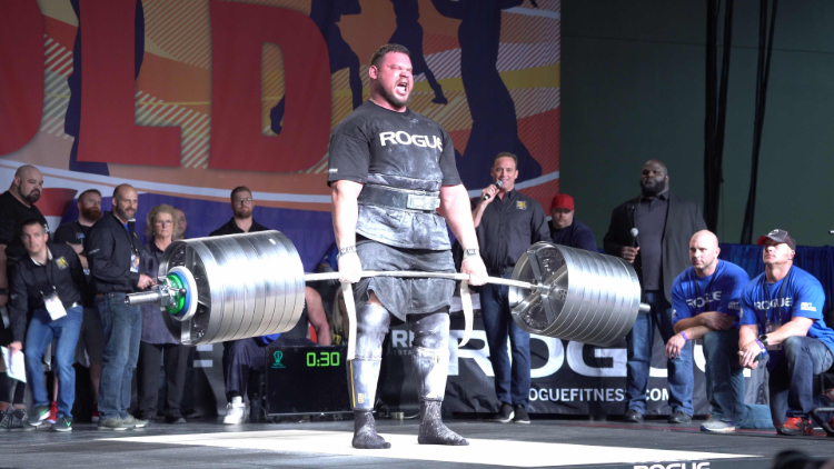 Things you only know if... you're the world's strongest man