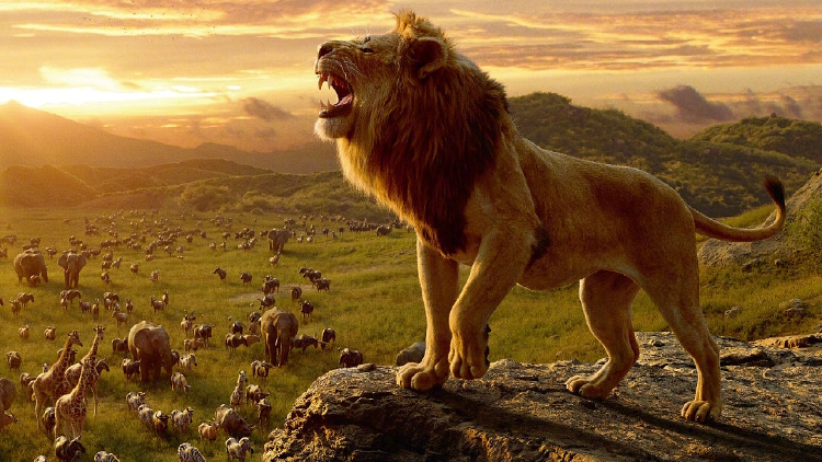 Sneak peek: Disney's CGI Lion King reboot is seriously lifelike