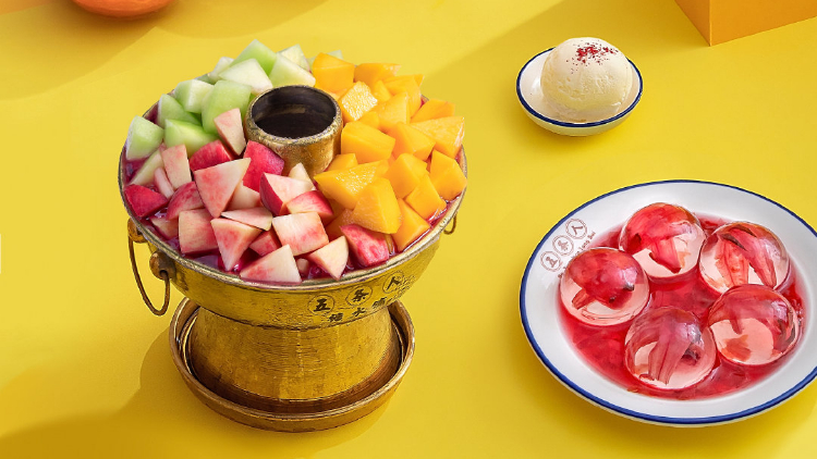 The best Chinese dessert shops in Shanghai