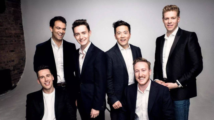 The King's Singers 2019 Shanghai Concert