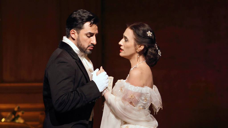 Royal Opera House: La Traviata (Screening)