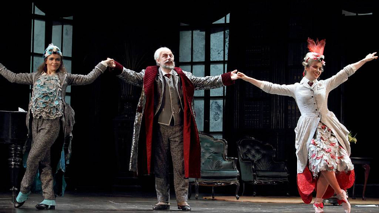 Royal Opera House: The Queen of Spades (Screening)