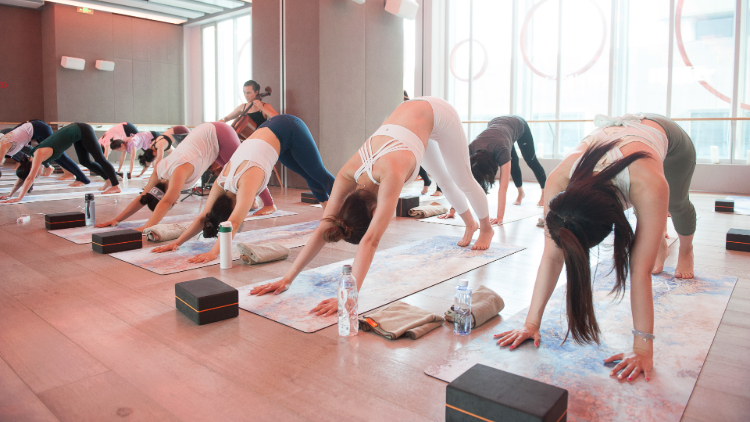 Closed: Win tickets to a full-day wellness event with boutique studio SPACE