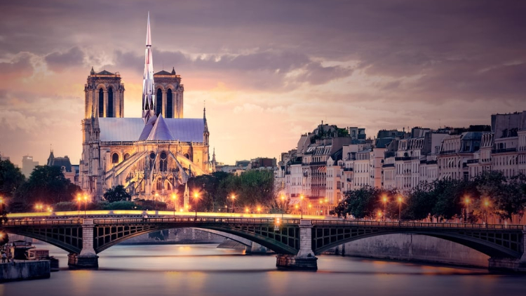 Chinese architects win a competition for Notre Dame's reconstruction