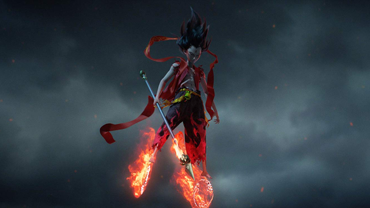9 things to know about China's most mischievous anti-hero, Nezha