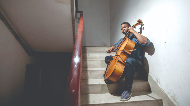 Cellist Bobby Washington on lyricism and his soul ensemble OLAM