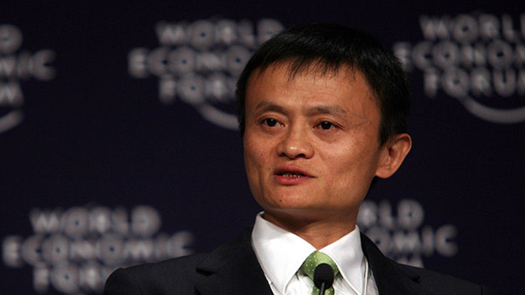 Jack Ma has stepped down as Alibaba chairman
