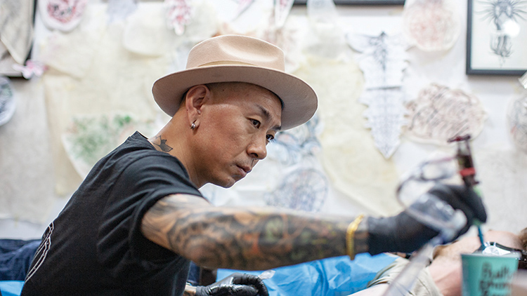 The best tattoo studios in Shanghai