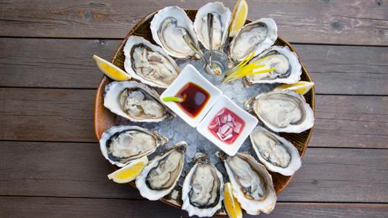 Oysterlicious Party
