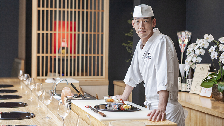 Things you'll only know if... you're a sushi chef