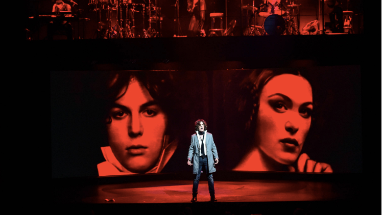 Le Rouge et le Noir: L'opéra Rock brings a musical feast to Shanghai