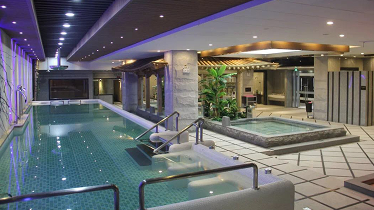 Shanghai's best bathhouses
