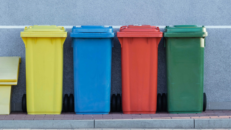 Here's how your rubbish-sorting efforts have been paying off