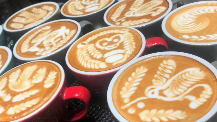 6 of the best cafés for latte art in Shanghai