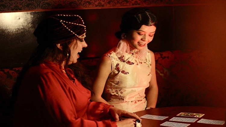 Get a taste of 1920s Shanghai at this new immersive theatre show