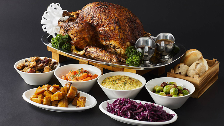 Turkey To Go at Kerry Hotel Pudong