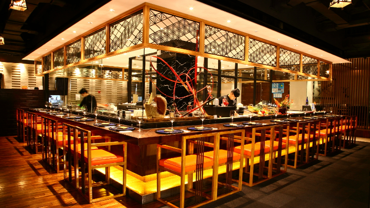 Win a pair of tickets for a 6-course dinner and sake pairing at SUN with AQUA