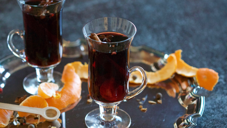 Mulled Wine Mondays at Cotton's