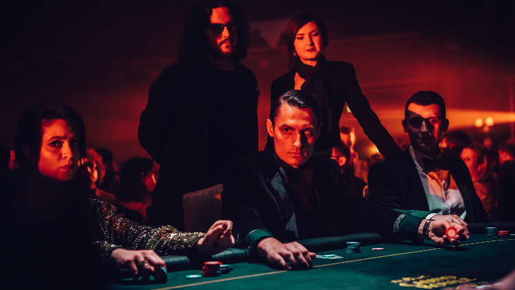 Go undercover at Secret Cinema's Casino Royale