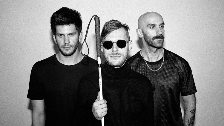X Ambassadors China Tour