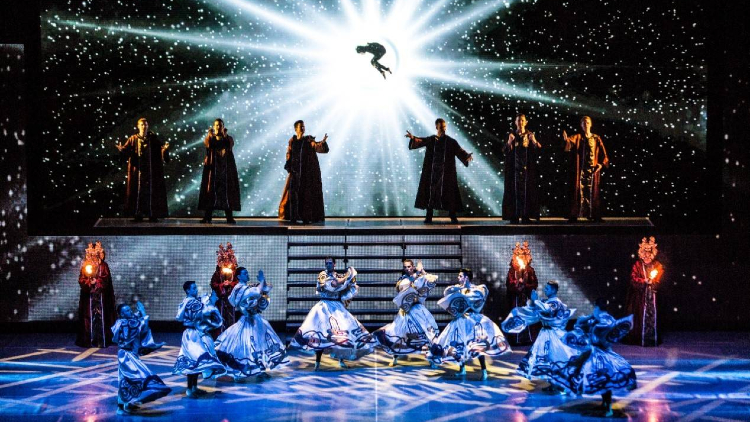 Michael Flatley pres Lord of the Dance
