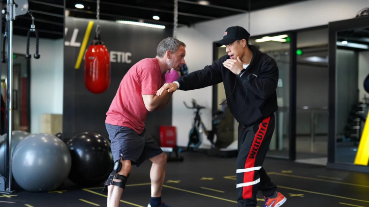 5 brilliant boxing classes to tr