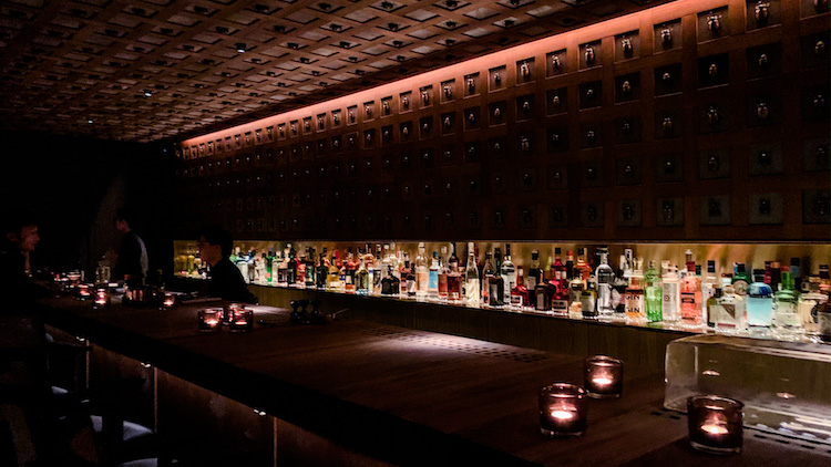 Secret cocktail bar J.Boroski is opening in Shanghai